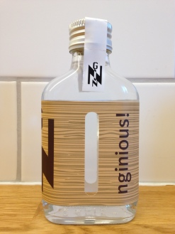 nginious! Smoked and Salted Gin