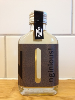 nginious! Cocchi Vermouth Cask Finished Gin