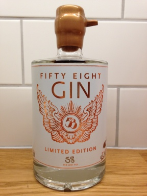 58 Gin 58% Limited Edition